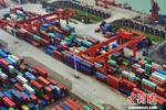 宜昌:多式联运 三峡过闸运量约800万吨