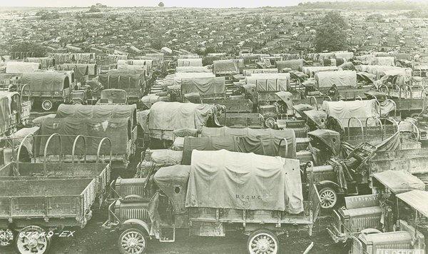 关于汽车标准化大规模生产,要从100年前这台美国卡车说起