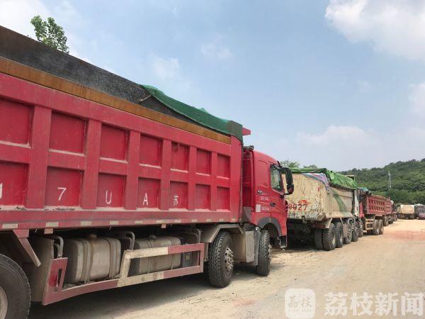 南京严查无资质渣土车这些高科技手段都用上了!