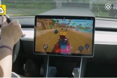 电动汽车特斯拉植入游戏:创新还是炒作