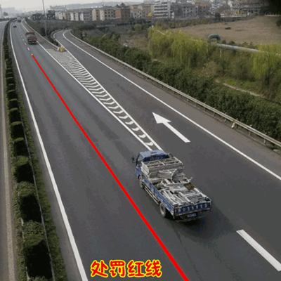 注意!7月1日起浙江高速公路集中整治出入口实线变道