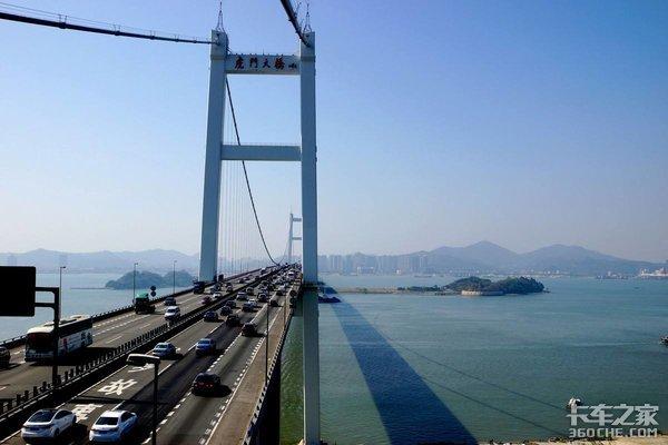 全封闭交通管制虎门大桥将在6月19日、20日晚间进行荷载试验!