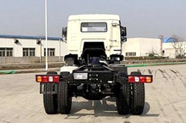 单桥中卡装300马力发动机陕汽疯了?