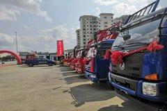 东风汽车股份提升服务 让客户体验领先