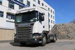 斯堪尼亚公司获得中国中联重科卡车订单