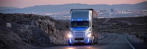 戴姆勒卡车自动驾驶技术集团让L4卡车10年内上路