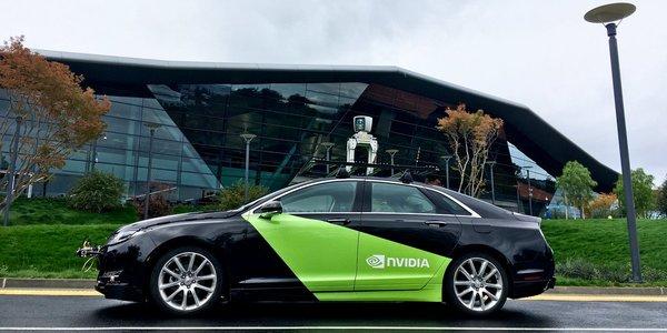 沃尔沃和NVIDIA合作开发卡车自动驾驶技术