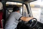 老司机退出卡车圈 这些习惯依然伴随他