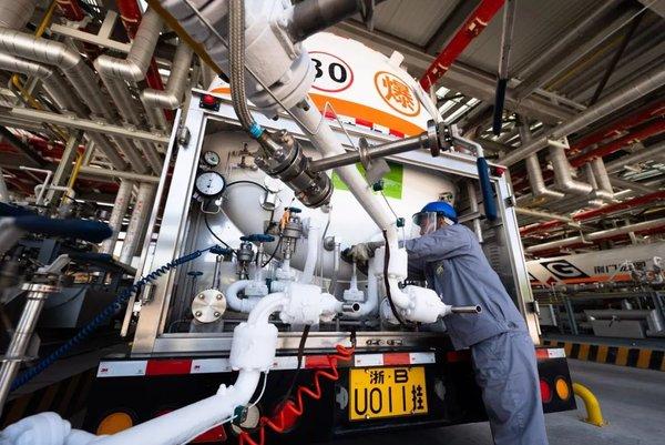 知识科普:LNG接收站的外输方式都有啥你知道吗?