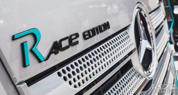 卡车中的艺术品,这4款限量版奔驰ActrosMP4你更稀罕谁?