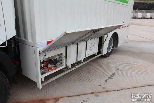 买电动卡车前,锂电池的参数先了解一下