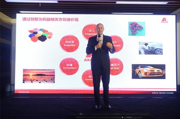 艾仕得推出商用�涂料品牌中文名-艾��