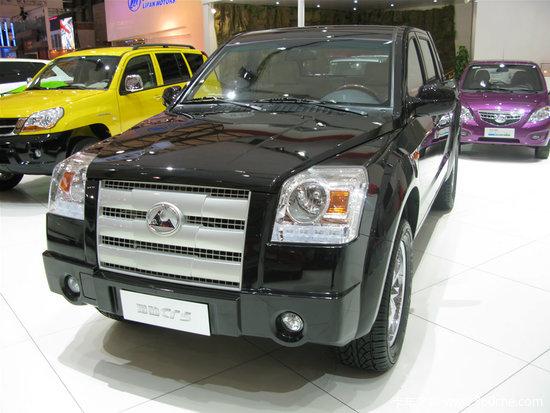 2009上海车展:长丰飞豹CT5皮卡将上市