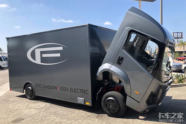 电动载货车VS国产三蹦子,中美两国最后一公里快递用车哪家强?