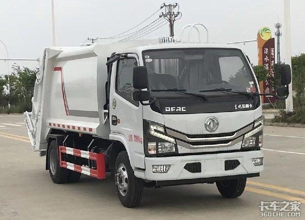 垃圾要分类实施了国六垃圾车准备好了吗?