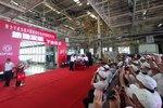 新途逸家族下线 推出全新小霸王 东风强势迎接下半年市场挑战