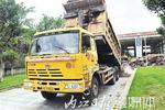 内江:市中区开展货车超载超限专项整治
