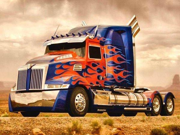 不比不知道国内外卡车文化差别竟然这么大!