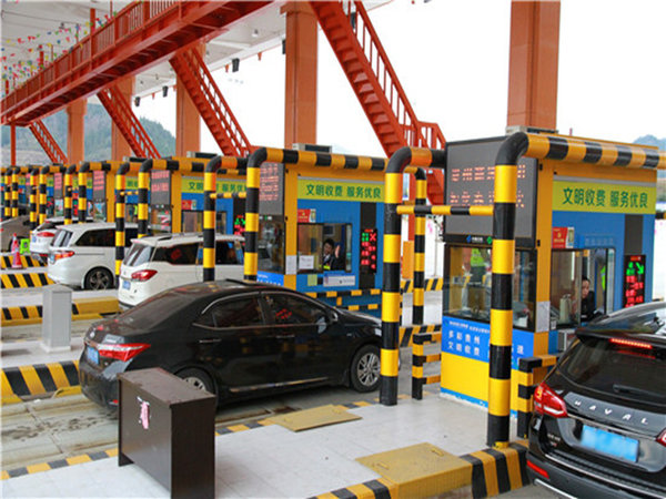 你的ETC装好了吗?广东高速建设ETC门架
