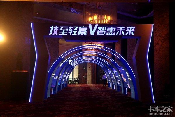 """虎VR轻装上阵!解放轻卡与""""重""""不同,轻至1.7吨!"""