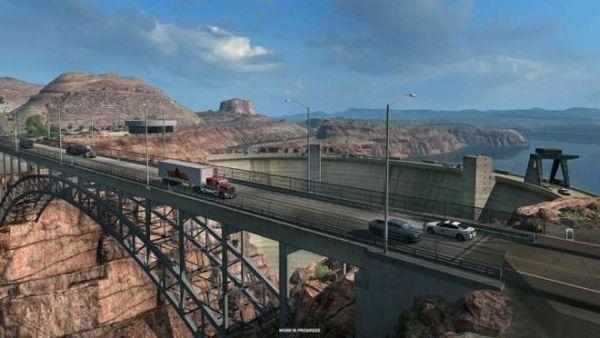 美国卡车模拟器新DLC即将发布:场景定于犹他州