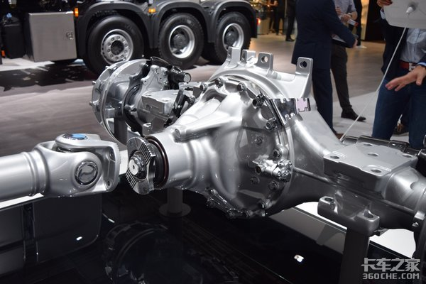 异响、高温和漏油,卡车驱动桥主减速器总成这3重故障从何而来