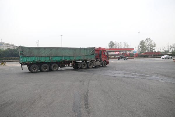 科技治超!江西两条主要水泥运输线新增超限超载不停车检测点