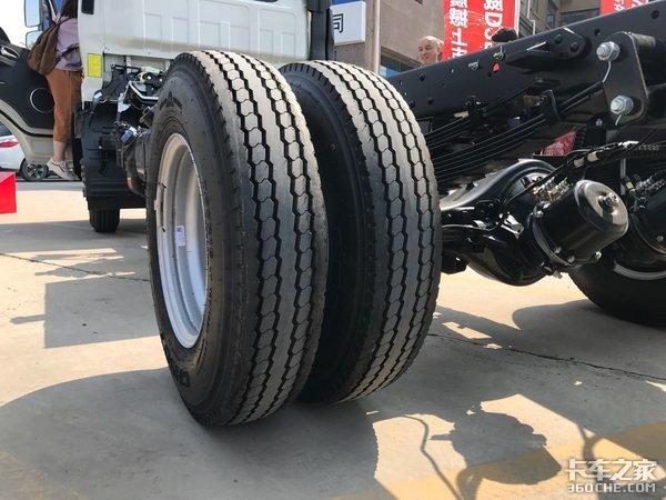 自重仅2.57吨江淮骏铃轻量化版上市!