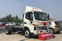 自重仅2.57吨 江淮骏铃轻量化版上市!