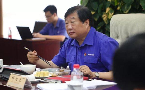 """潍柴董事长谭旭光:""""疯子""""式企业家的周末怎么过?"""