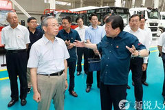 潍柴董事长谭旭光:奋斗中企业家的周末