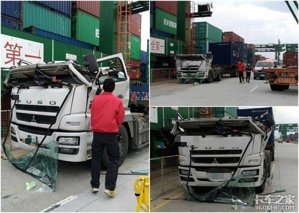 一天开车14小时,月工资最高12000,台湾货柜司机同样不易