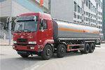 交通部:将对液体危险品罐车集中整治