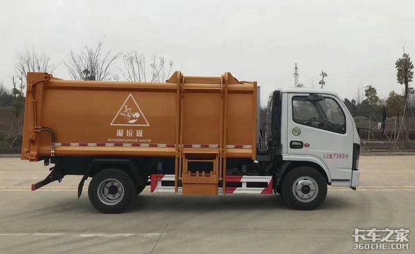 垃圾分类势在必行,垃圾车准备好了吗?