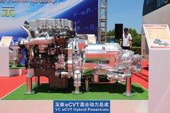 节油65% 玉柴e-CVT混动系统是何方神圣?