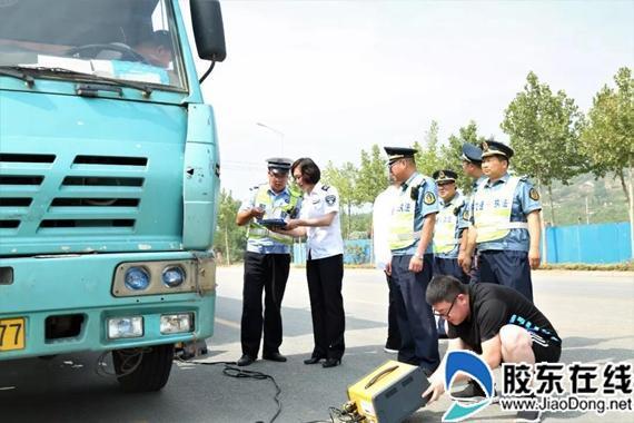 柴油货车污染防治攻坚战已经全面打响