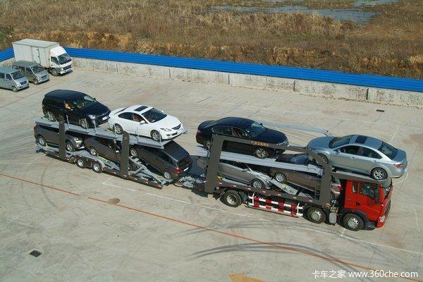 三部委联合座谈将从以下四方面加强轿运车管理