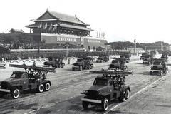 致敬中国第一款6x6军用卡车,战功显赫