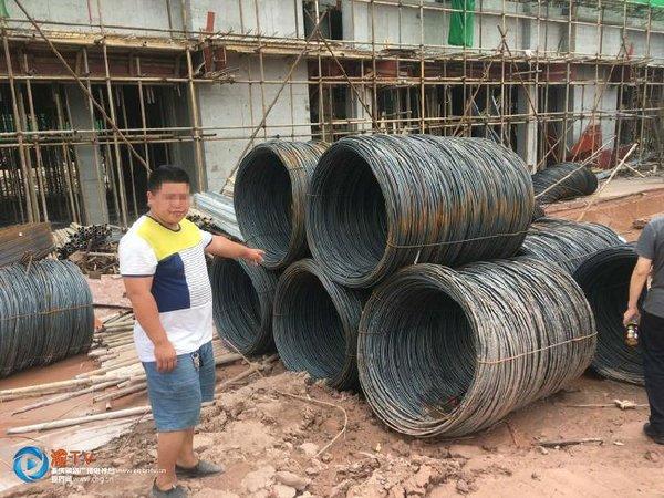 货车司机装修差钱利用运输漏洞偷卖10吨钢材