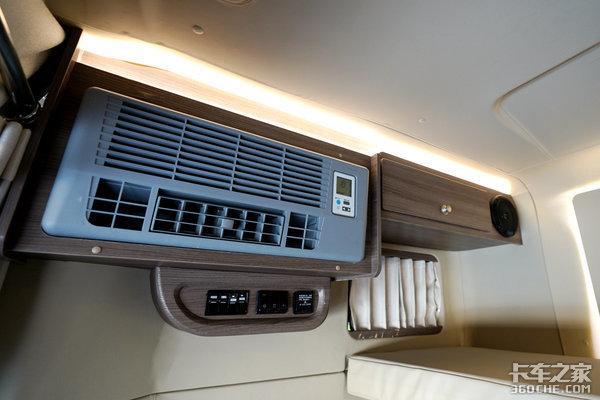 吃喝拉撒全解决青汽重磅推出JH6生活舱