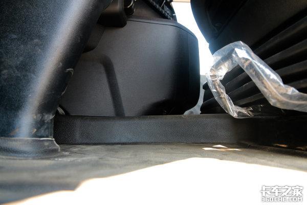 安全高效图解江铃威龙HV5危险品运输车