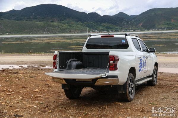 征服滇西山地长安凯程F70皮卡性能试驾
