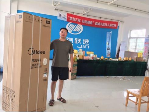 李向前:创业选小福星S70省心、省钱、省时间!