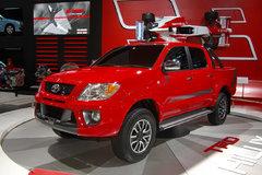 新款丰田坦途皮卡 性能和动力同步提升