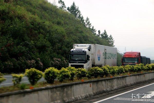 降低制度性交易成本福建道路货运新业态活力足