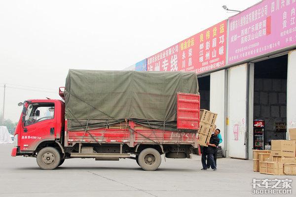 超载3次禁止上高速浙江货车治理新方案