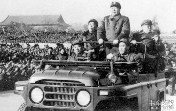 很多老司机考驾照时都开过,还记得北京BJ212吉普车吗?