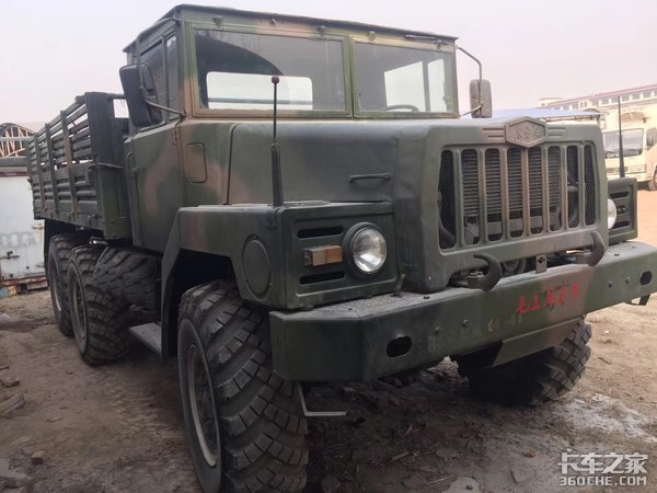中国军车的活化石,诞生于43年前的东方红LT665你见过吗?