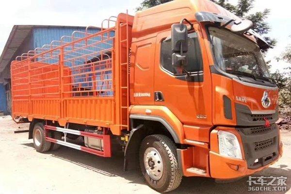 仅售17.18万元临沧乘龙H5载货车热销中