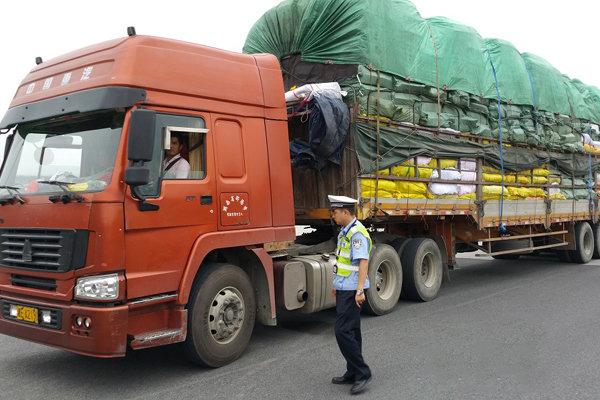 黄岛:8月1日起货车临时通行不用等天亮